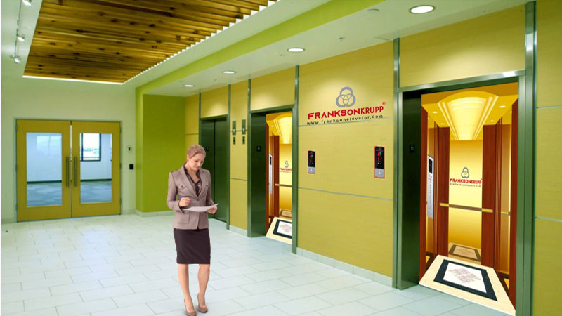 Frankson Office Elevator 1001