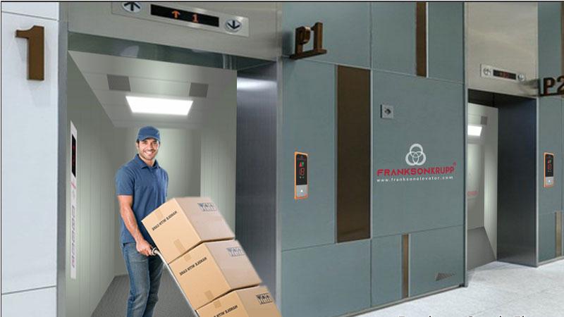 Frankson Goods Elevator 1006