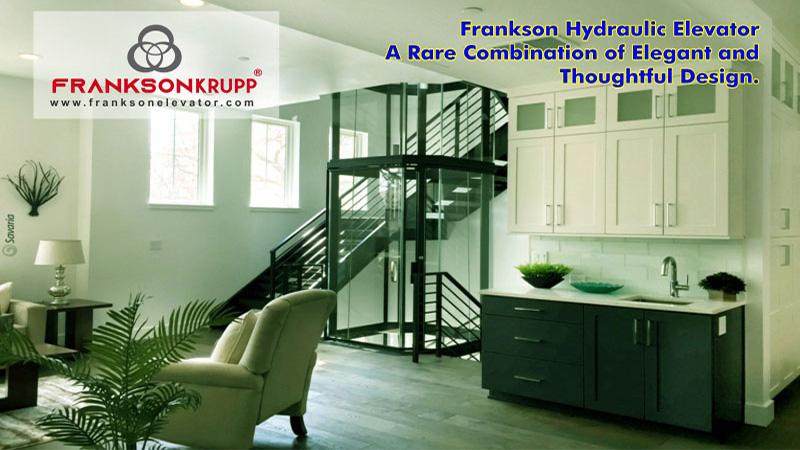 Frankson Hydraulic Elevator 1009