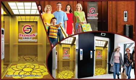 Frankson Shopping Mall Elevator 1004