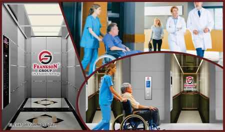 Frankson Hospital Elevator 1008